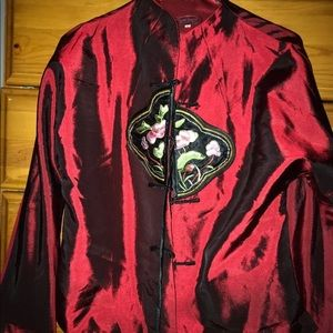Chinese style woman's jacket